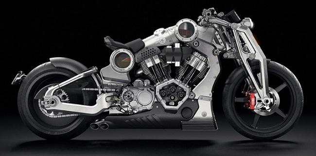 10 chiếc xe mô tô đắt tiền nhất thế giới hiện nay