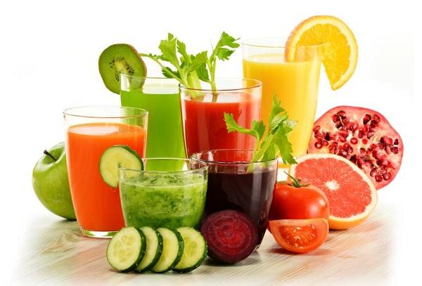 Cách sử dụng nước ép hoa quả