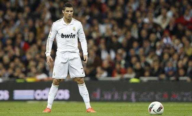 Cristiano Ronaldo cầu thủ đắt giá thứ 5 thế giới