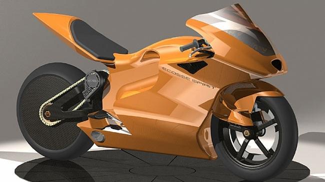 Ecosse ES1 chiếc xe mô tô đắt tiền thứ 3 thế giới