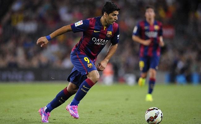 Luis Suarez cầu thủ đắt giá thứ 8 thế giới