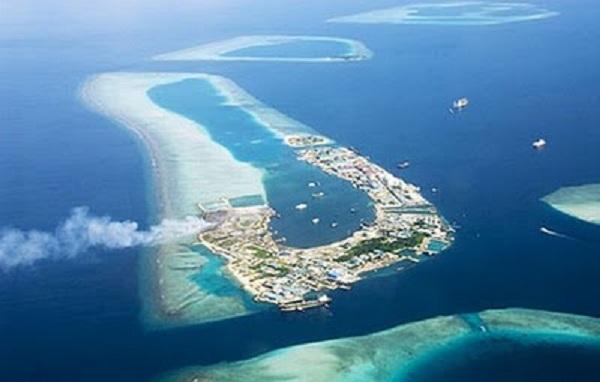 Maldives có diện tích nhỏ thứ 9 trên thế giới