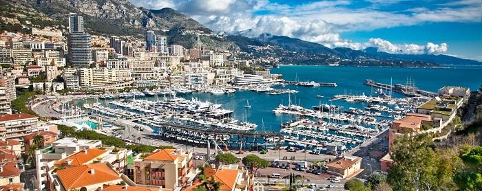 Monaco là nước có diện tích nhỏ thứ 2 thế giới