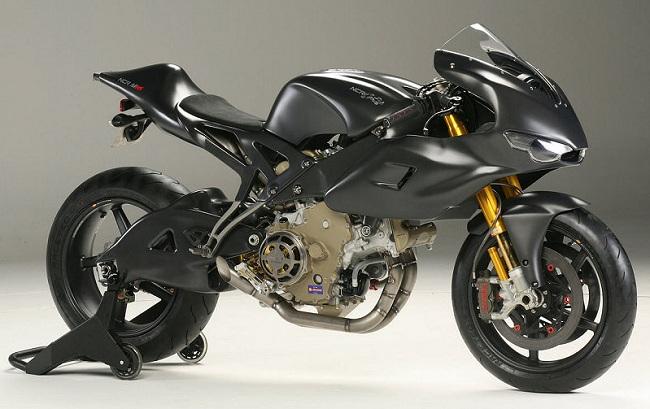 NCR Millona 16 chiếc xe mô tô đắt tiền thứ 10 thế giới