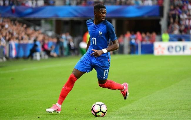 Ousmane Dembele cầu thủ đắt giá thứ 2 thế giới