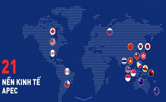 APEC hiện nay có bao nhiêu thành viên?