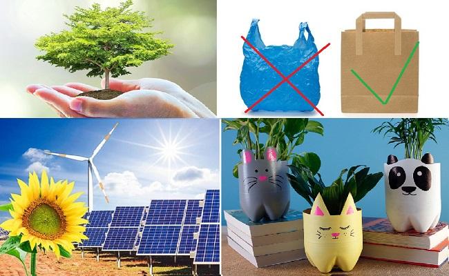 những giải pháp bảo vệ môi trường