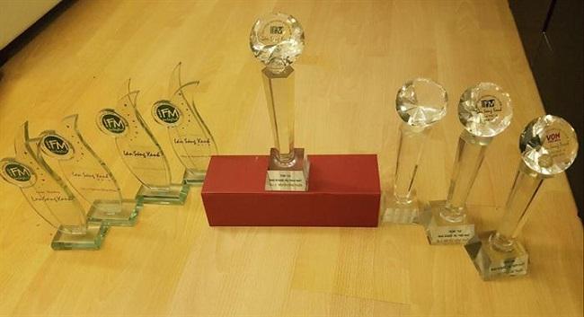 Các giải thưởng âm nhạc của Việt Nam