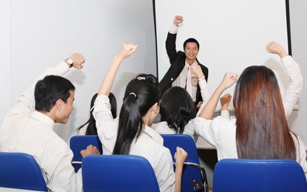 Cách khuyến khích nhân viên làm việc hiệu quả