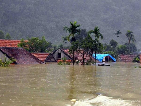 Cách ứng phó với lũ lụt như thế nào?