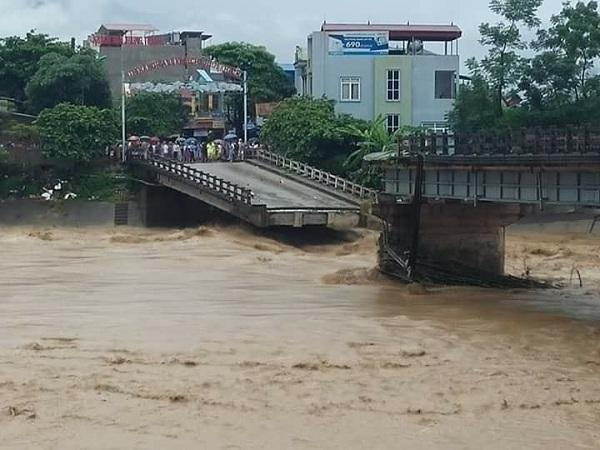 Cách ứng phó với lũ lụt