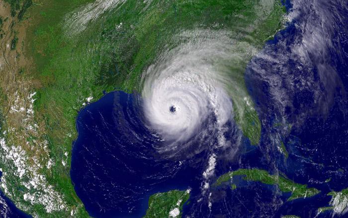 Cấu trúc của bão nhiệt đới