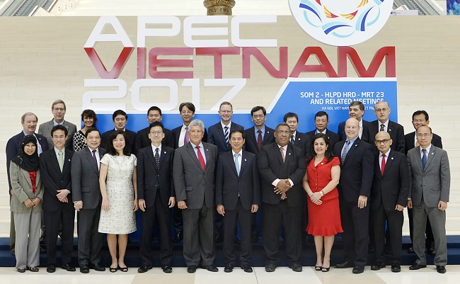 Cơ cấu tổ chức của APEC
