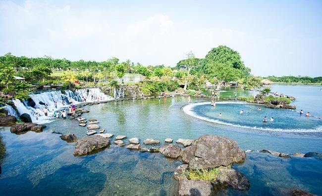 Điểm du lịch đẹp gần TPHCM - Công viên Suối Mơ