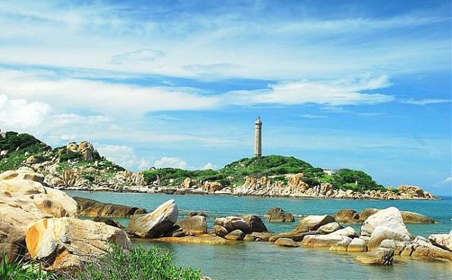 Điểm du lịch đẹp gần TPHCM - Mũi Kê Gà