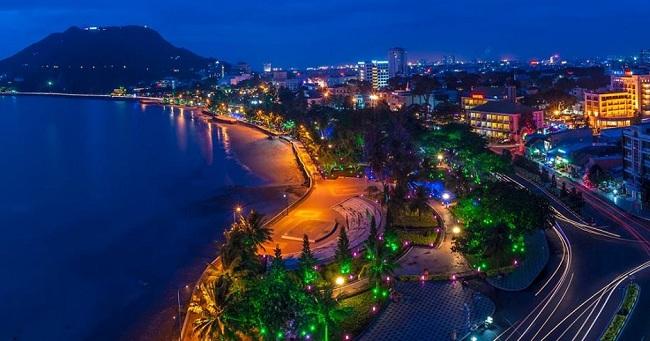 Điểm du lịch đẹp gần TPHCM - Thành phố Vũng Tàu