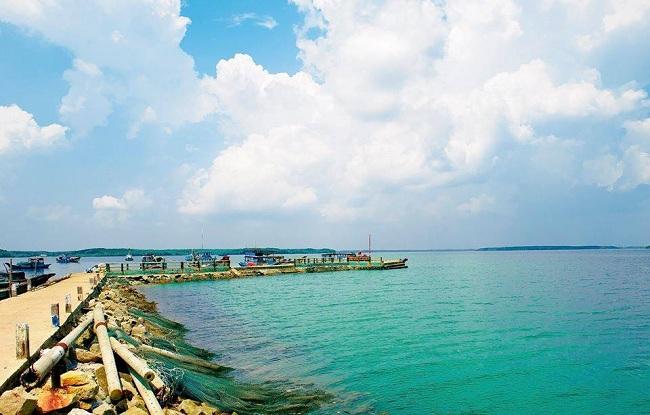 Điểm du lịch đẹp ở TPHCM - Huyện Cần Giờ
