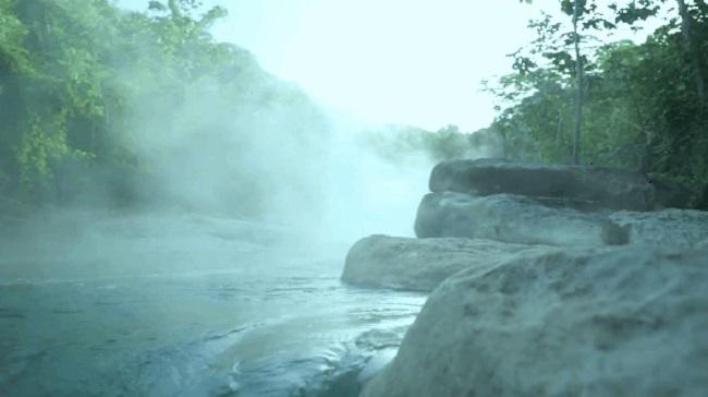 Dòng sông nóng nhất thế giới nằm ở đâu?