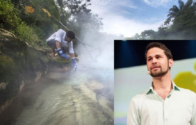 Dòng sông nóng nhất thế giới ở đâu?