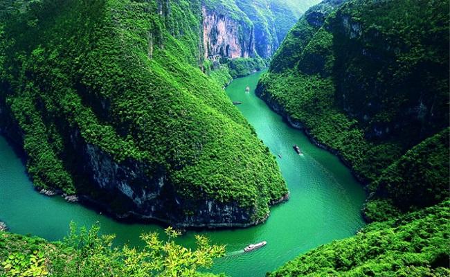 Dòng sông nóng nhất thế giới