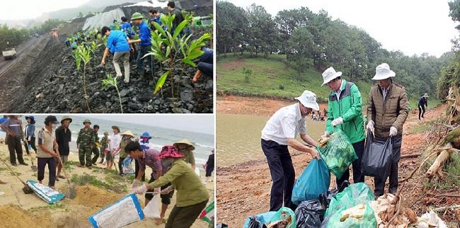 giải pháp khắc phục ô nhiễm môi trường