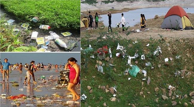 Hậu quả của rác thải