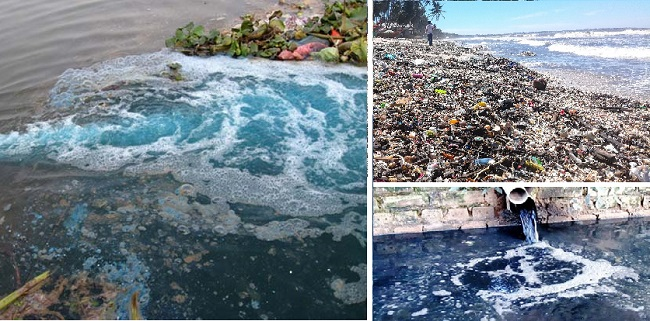 Hiện trạng ô nhiễm môi trường