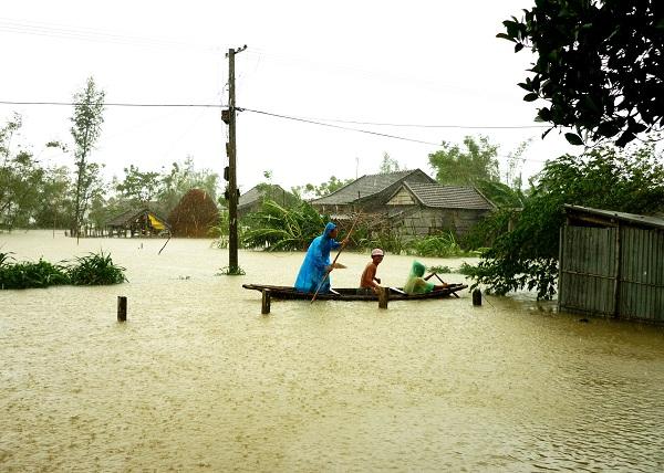 Hiện tượng lũ lụt