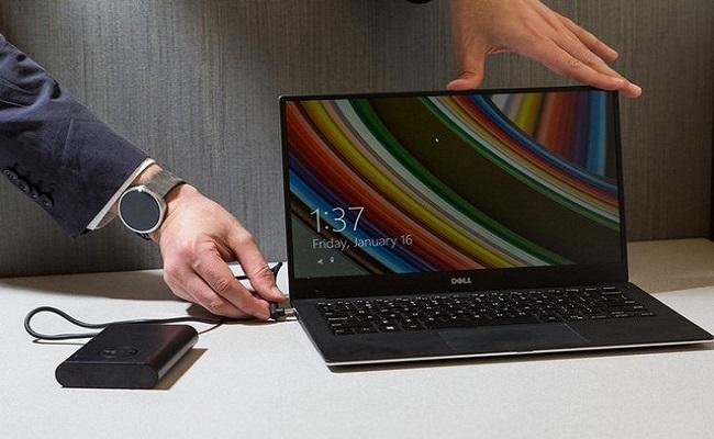 Hướng dẫn sạc pin đúng cách cho laptop mới mua