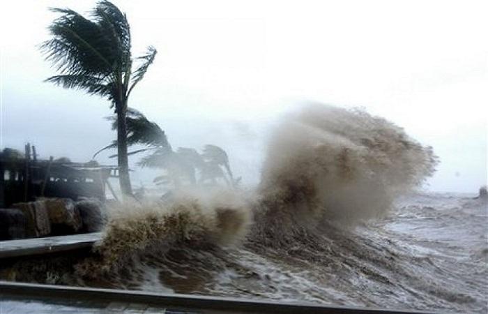 Khái niệm bão là gì?