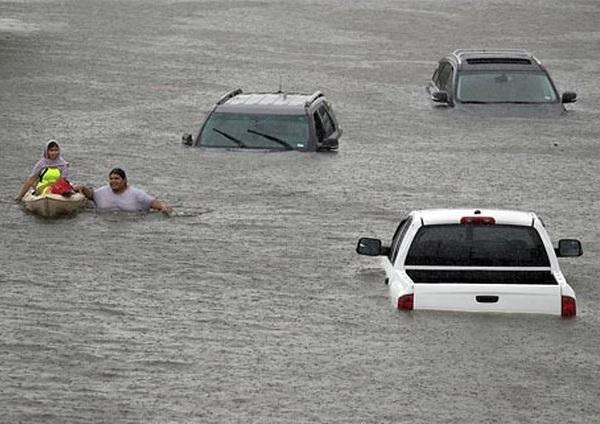 Làm gì khi có lũ lụt