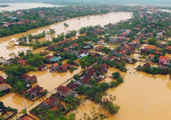 Lũ lụt là gì? Vì sao xảy ra hiện tượng lũ lụt?