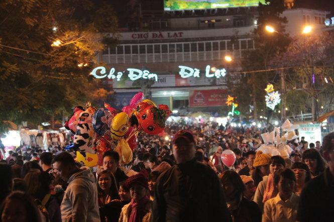 Nên đi đâu chơi ở Đà Lạt vào ban đêm?