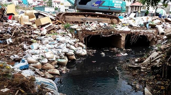 Những nguyên nhân dẫn đến ô nhiễm môi trường ở nước ta