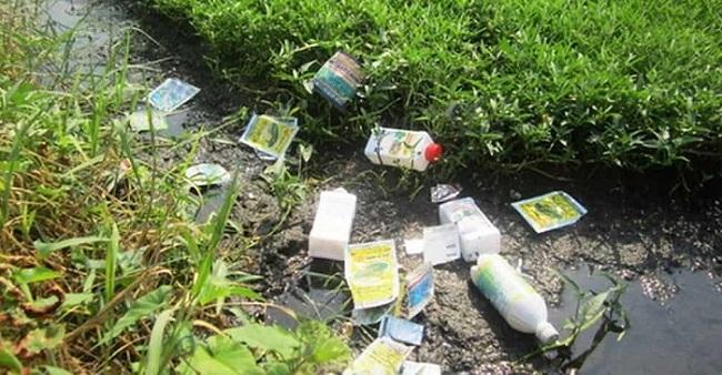 Nguyên nhân gây nên ô nhiễm môi trường