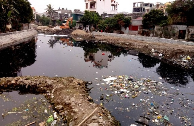 Các nguyên nhân gây ra ô nhiễm môi trường