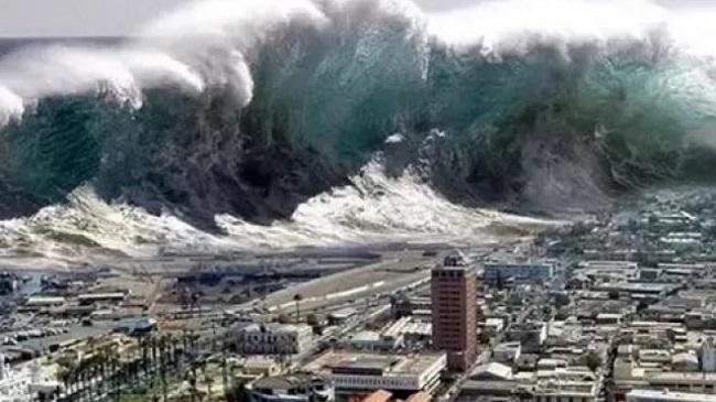 Những cơn sóng thần lớn nhất trong lịch sử thế giới