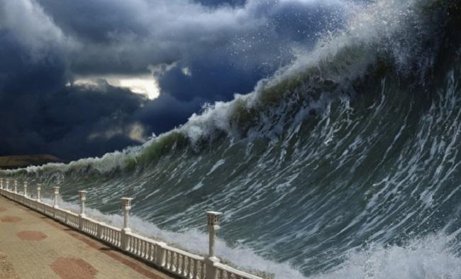 Cách nhận biết và phòng tránh sóng thần