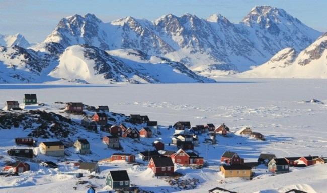 Nước lạnh nhất thế giới