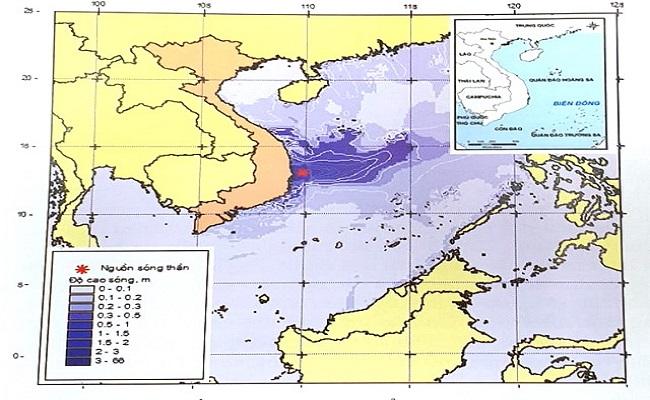 Việt Nam có sóng thần hay không?