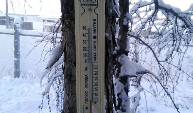 Quốc gia lạnh nhất thế giới