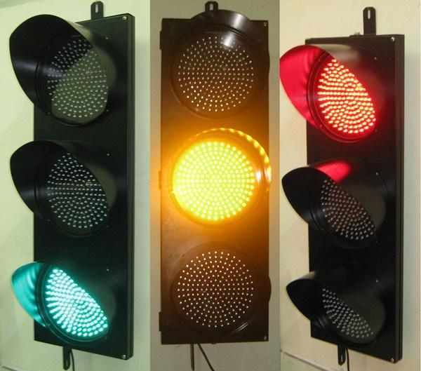 Quy định về vượt đèn đỏ