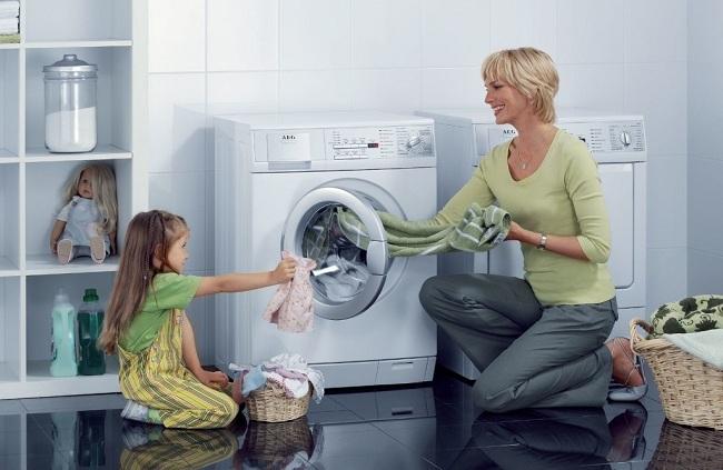 Thương hiệu máy giặt nổi tiếng và tốt nhất hiện nay