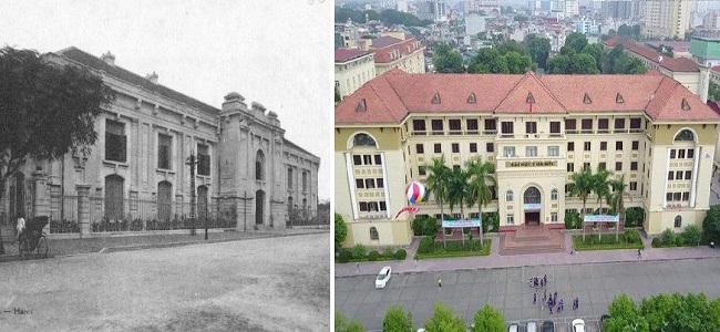 Trường đại học đầu tiên ở Việt Nam là trường nào?